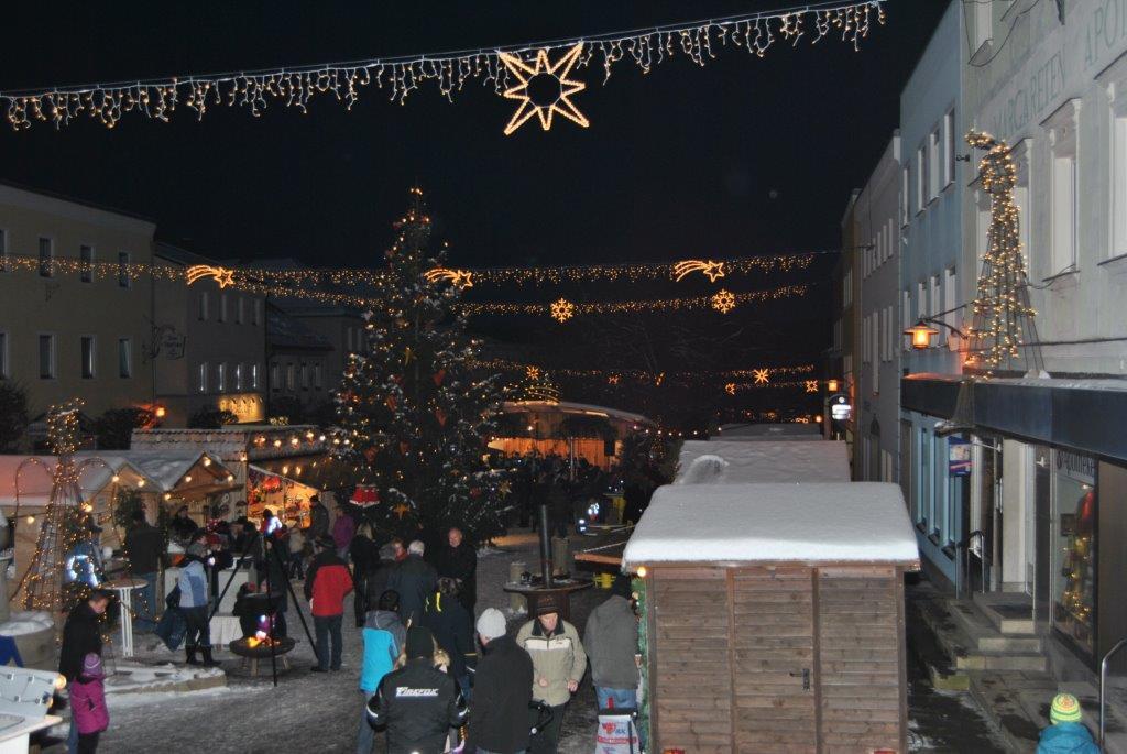 weihnachtsmarkt zwiesel