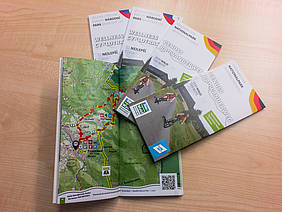 Pocketguide Rad Ferienregion Nationalpark Bayerischer Wald