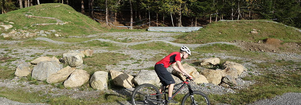 Mountainbike-Parcours
