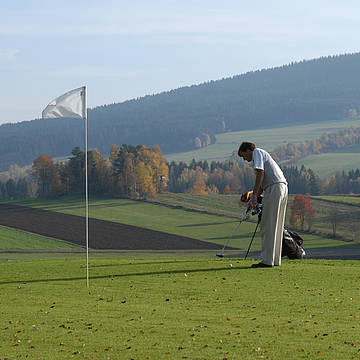 Golf in Region Neuschönau