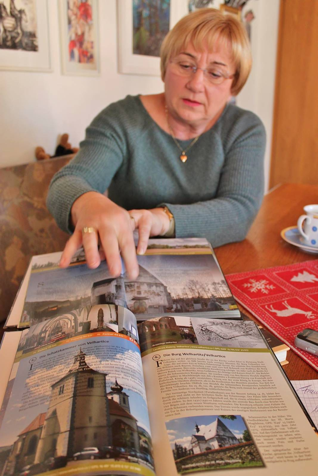 Marita Haller Zwiesel